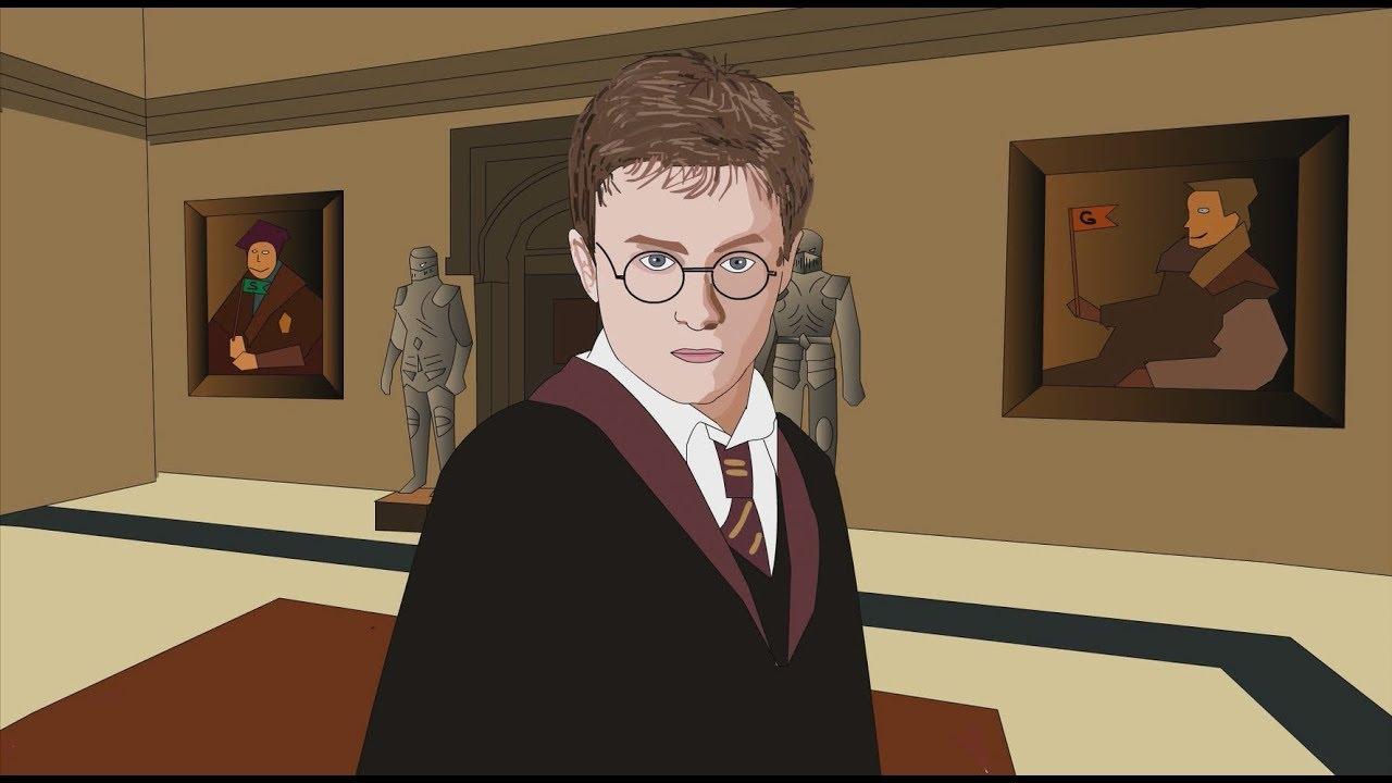 Гарри Поттер (Гарри Поттер и Дары Смерти)   by Spirtovka ...