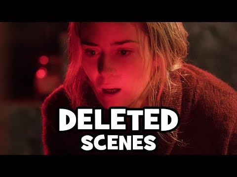 A Quiet Place DELETED SCENES Monster Changes & Original Script Explained