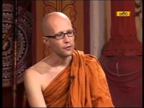 Poya Day Meditation in English and Sinhala - Yuttadhammo Bhikkhu ( The Buddhist TV )