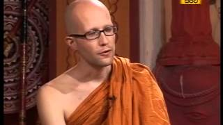 Poya Day Meditation in English and Sinhala - Yuttadhammo Bhikkhu ( The Buddhist TV )