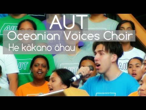 He kākano āhau - ft Sam V & Arizona soloists Oceania Voices Choir & Choirmaster Igelese Ete