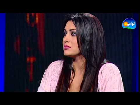 مايا نصري-برنامج طرطأ وفنجل
