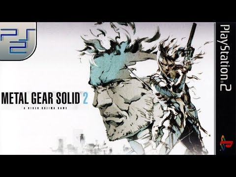 Longplay of Metal Gear Solid 2: Substance/Sons of Liberty