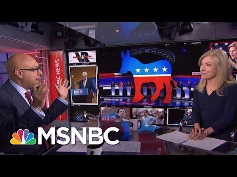 All Top Democrats Beat President Donald Trump In New Quinnipiac Poll   Velshi & Ruhle   MSNBC