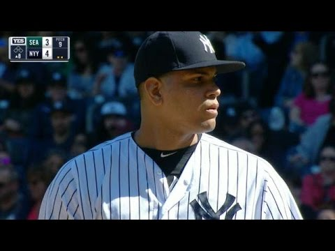 Yankees' Masahiro Tanaka released from hospital after taking line ...
