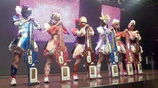 2013年12月31日、アリス十番、スチームガールズに続く第3の仮面女子「ア...