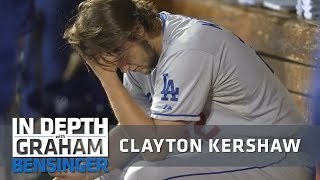 Clayton Kershaw: The long sting of a playoff loss