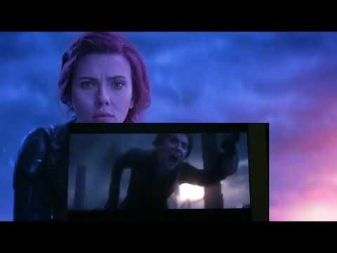 Avengers Endgame  Black Widow And Hawkeye Vormir | Deleted Scene