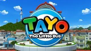 Theme Song Zona Ceria Tayo l Tayo bus kecil