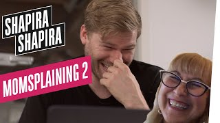 Momsplaining 2: Shahak erklärt seiner Mutter Greta Thunberg