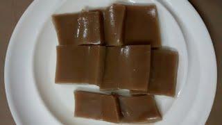 ರಾಗಿ ಹಾಲುಬಾಯಿ   Halbai  Recipe in Kannada   Ragi Halwa Recipe   Karnataka Recipes