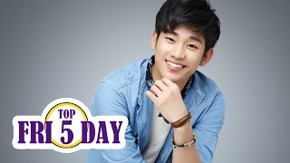 Video Top 5 Kim Soo Hyun Dramas and Movies download MP3, 3GP, MP4, WEBM, AVI, FLV Maret 2018