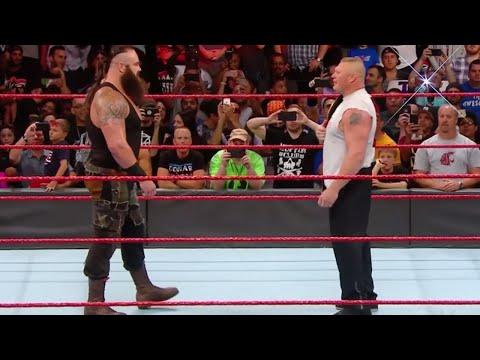 WWE Wal3ooha: برون سترومان يريد لقب اليونيفرسال