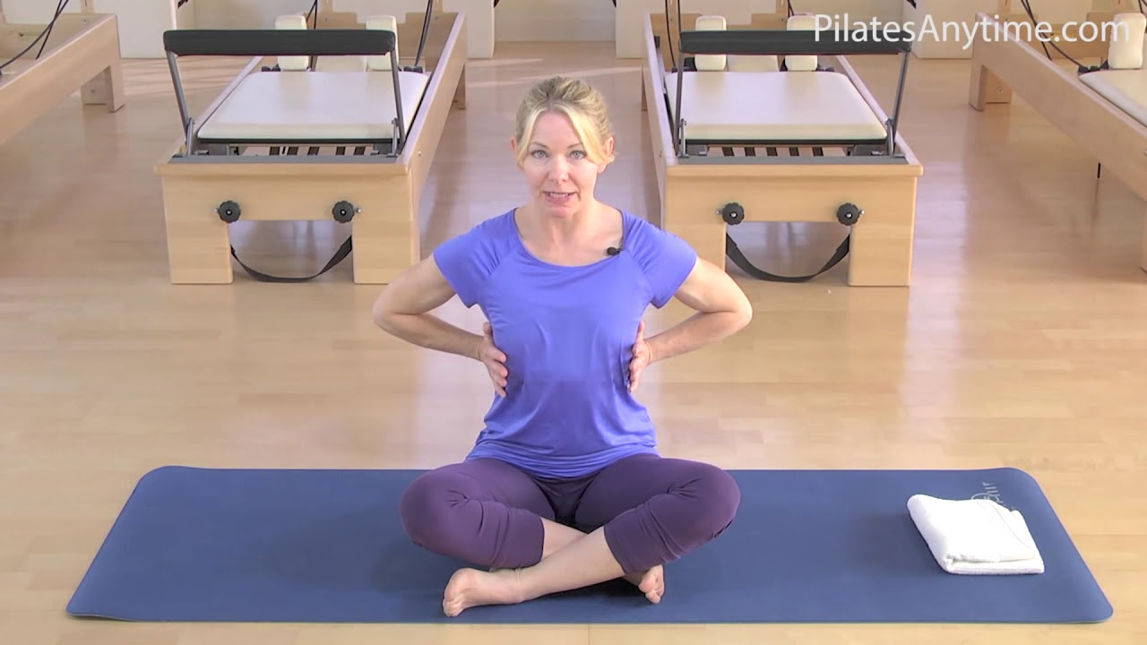 Stomach exercises for older women