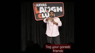 Arey Gareeb Sundeep Tum ? Tag your gareeb friends and enjoy the video !! #shorts