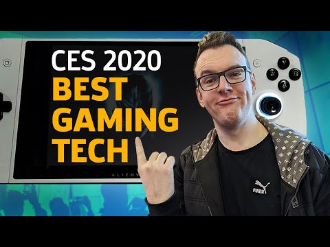 The Best Gaming Tech We Saw At CES 2020