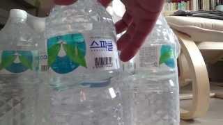 스파클 생수, 인터넷 쇼핑몰에서 2리터 12개에 6천원에 무료배송 제품 구입