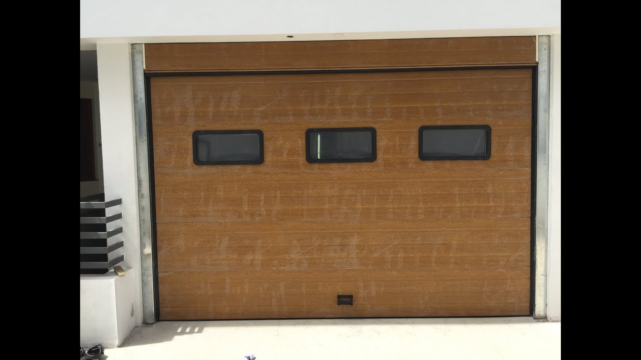 Garage Door Manufacturer In Kerala Tamil Nadu Karnataka Youtube