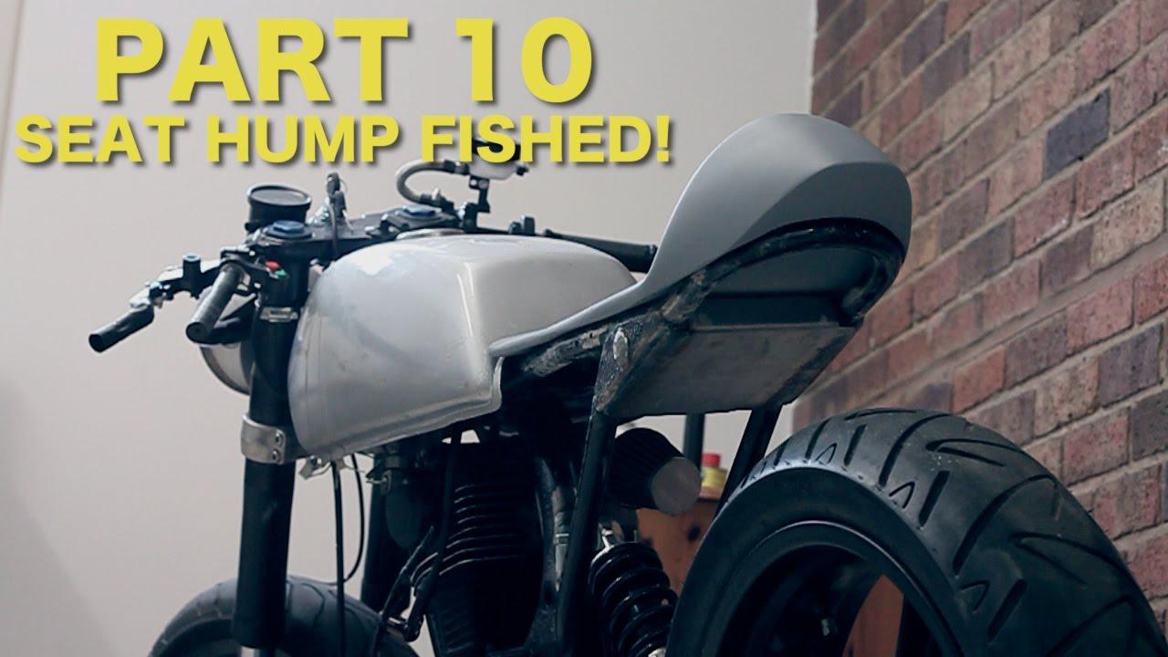 Honda CB125 Cafe Racer Build