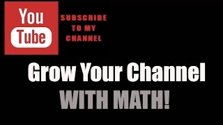 How to Calculate YouTube Channel Growth