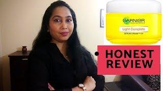 garnier skin naturals light complete fairness serum cream review  makeup secrets jyotirahate