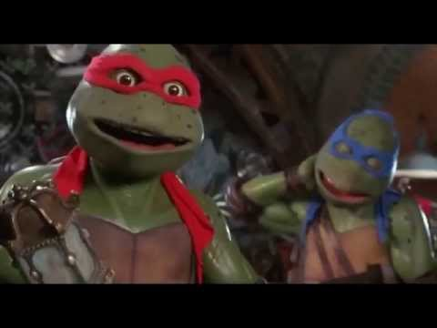 Teenage Mutant Ninja Turtles Dance Party