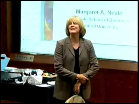 The Psychology of Teams: Professor Margaret Neale