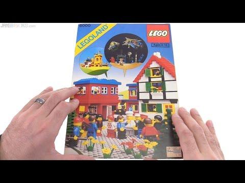 Life-changing 1980 LEGO Idea book