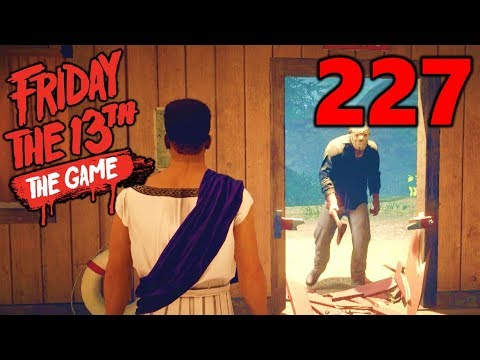 [227] Buggzy Bugs Jason!!! (Let's Play Friday The 13th The Game)