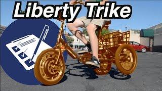 Monkey Review: Liberty Trike
