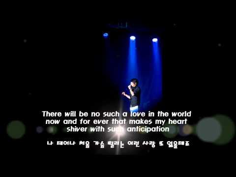 ENG Sub Lee Seung Chul  No One Else  Original ver  MP3  K POP