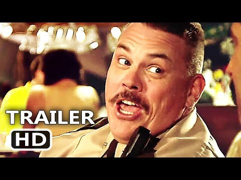 SUPER TROOPERS 2 Trailer (2018) Cops Comedy Movie