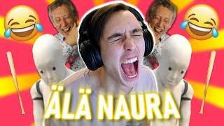 EN VOI LOPETTAA NAURAMISTA! (Try Not To Laugh)