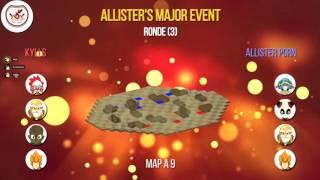 Allister's Major Event : Kylls vs. Allister Porn (Ronde 3)