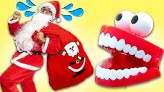 Діду Морозу Зуби Run Away! Заморожений Ельза & Spiderman РІЗДВО Іграшка ж Joker Дівчинка витівка
