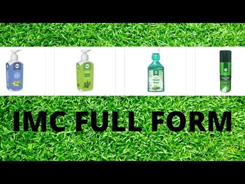What Is Full Form of IMC (IMC ka Full Form Kya Hai)
