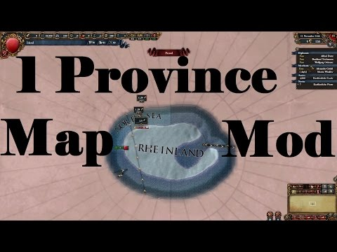 [EU4] One Province Map Let's Play