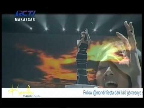 Anggun - Mimpi - Kemilau Mandiri Fiesta 20121222 Makassar