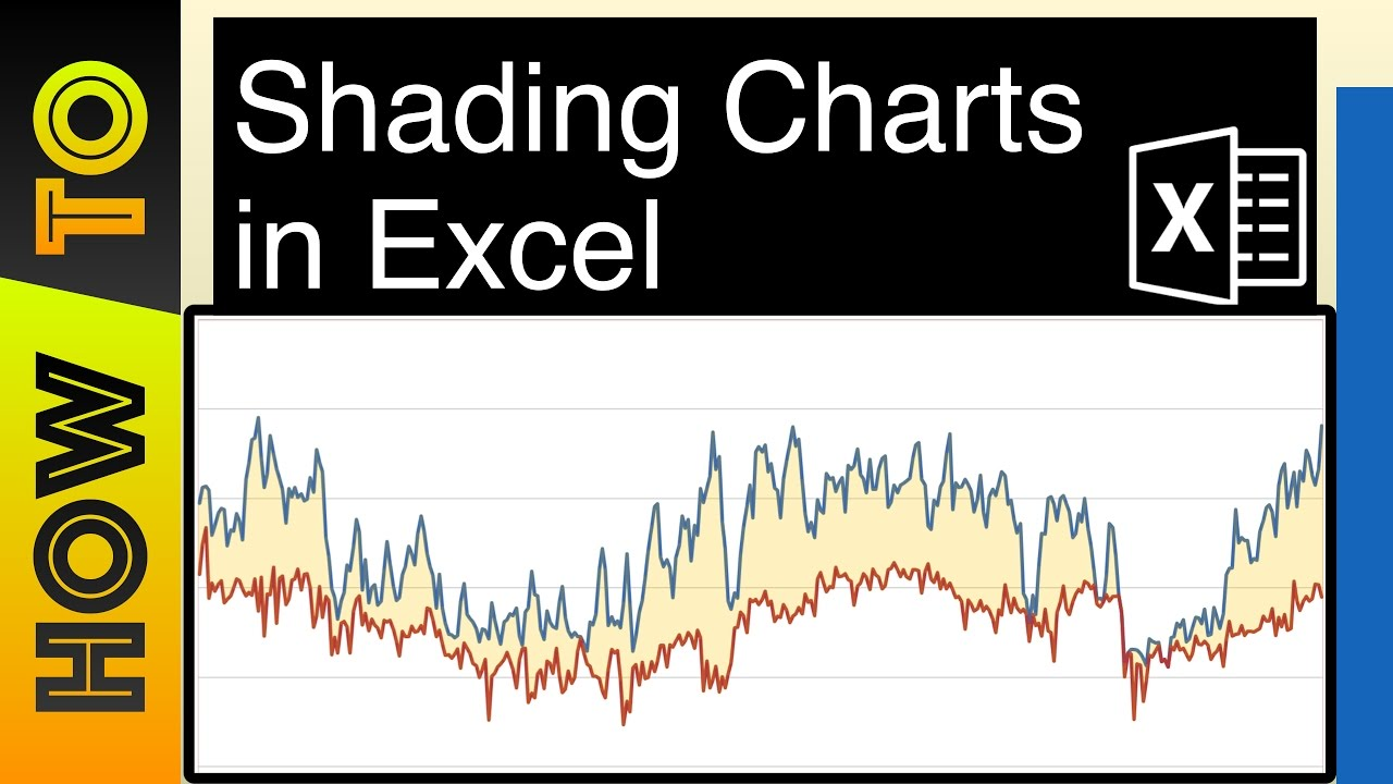 How to shade a chart in excel youtube how to shade a chart in excel ccuart Choice Image