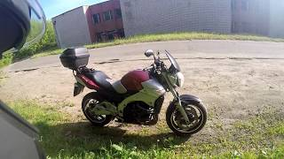 тест драйв Suzuki GSR600A