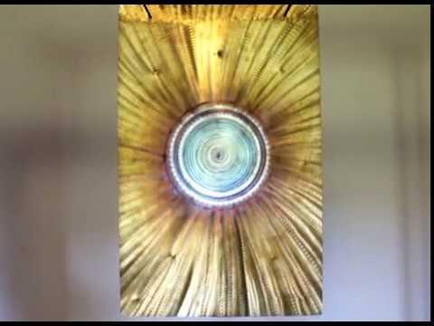 """WOM Gongs - Rectagong """"AUREO"""" #1"""