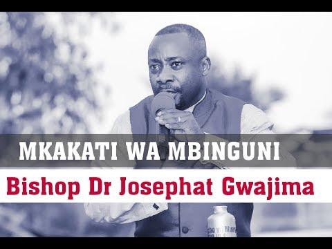 MKAKATI WA MBINGUNI; BISHOP DR JOSEPHAT GWAJIMA LIVE: SATURDA10 FEB 2018 thumbnail