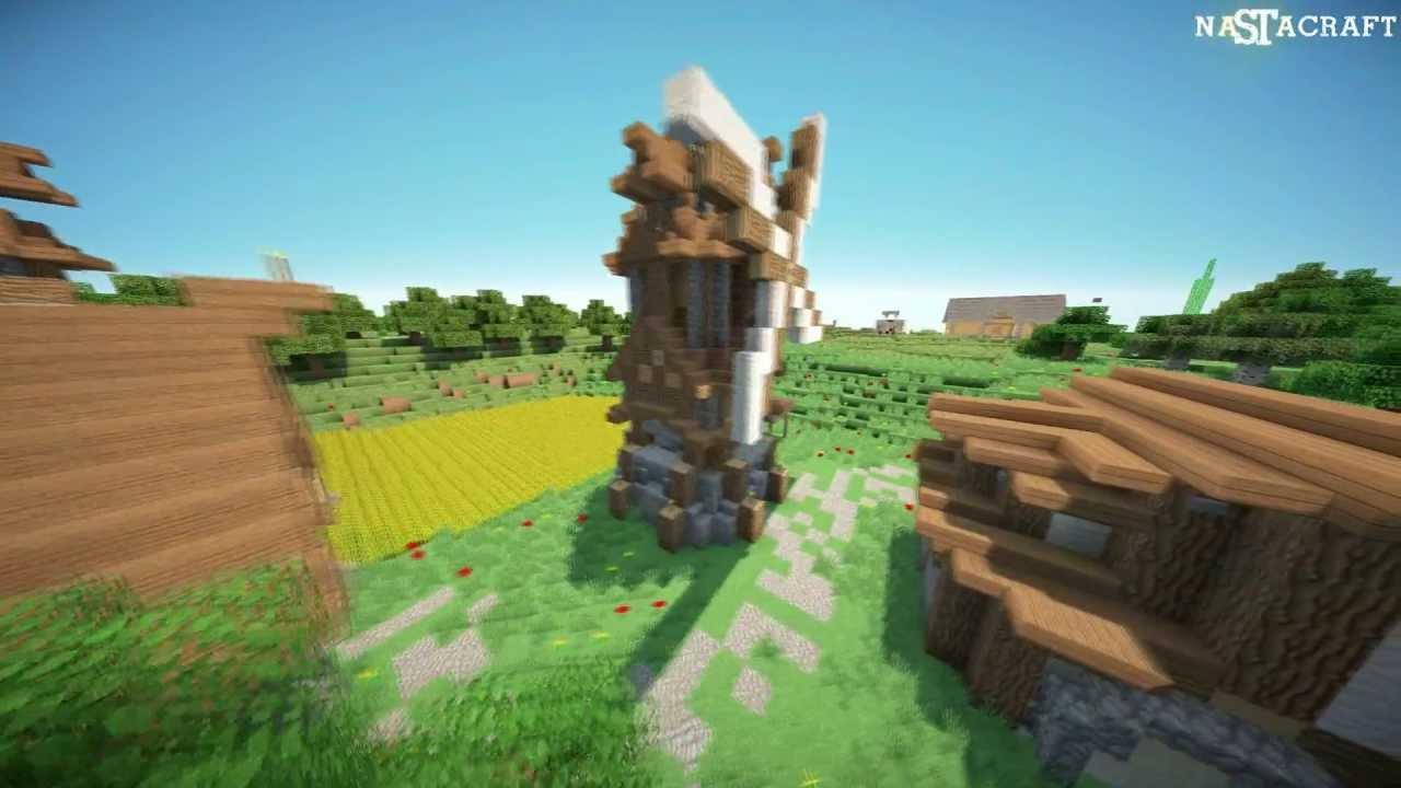 Minecraft Palvelin