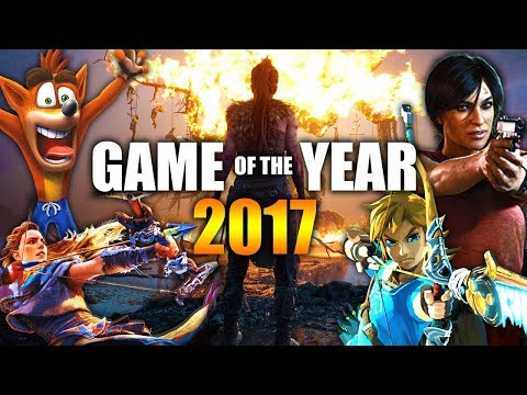 Game of the Year 2017 - RobinGaming