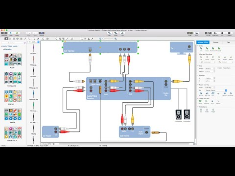 hook up drawing for flow transmitter