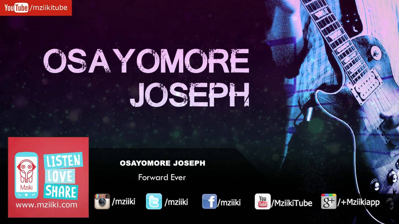 Osayomore Joseph And The Ulele Power Sound - Give Women A