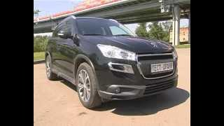 Тест-драйв Peugeot 4008 2012