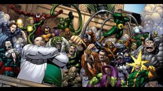 Character Corner - Rogue War Part 2: Spider-Man Villains