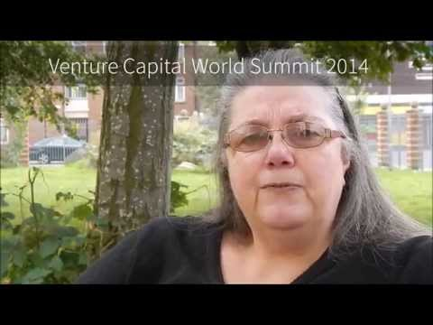 Venture Capital World Summit 2014 Hazel Hill Speaker