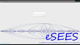 eSEES -- a graphical and scripting user interface for OpenSees -- Overview